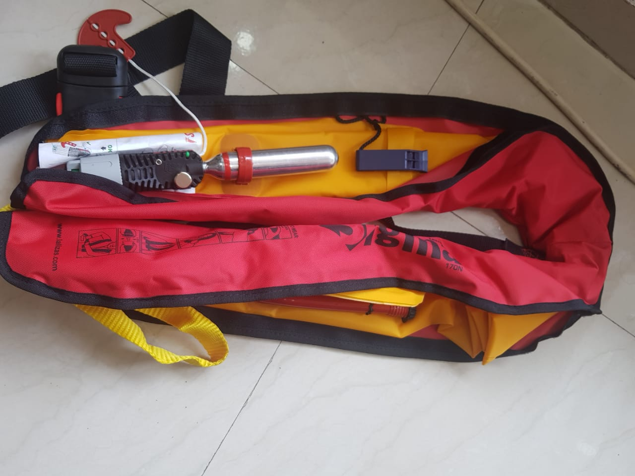 Lalizaz Inflatable Life Jacket