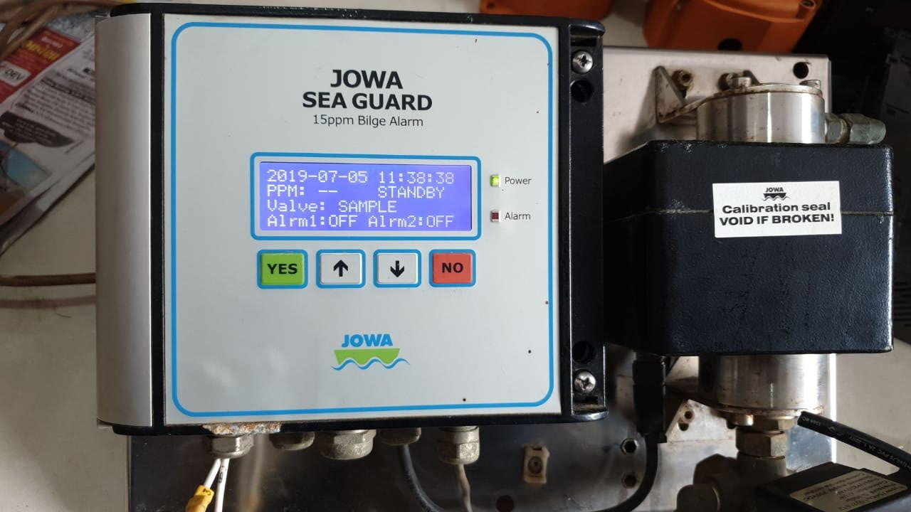 Jowa Sea Guard 15 ppm