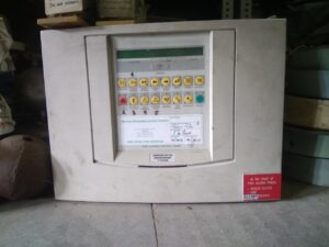 Fire alarm panel Minerva T-1008