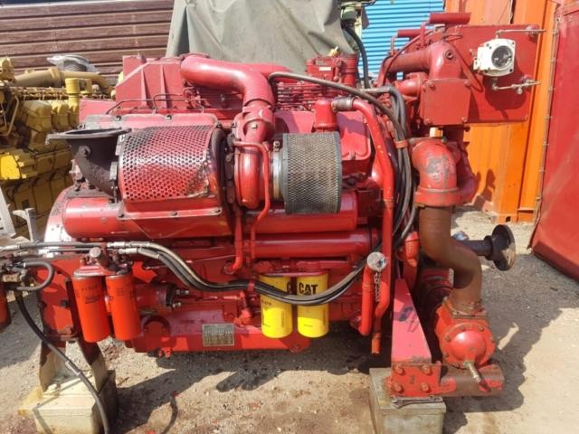 CAT-3412 Engine