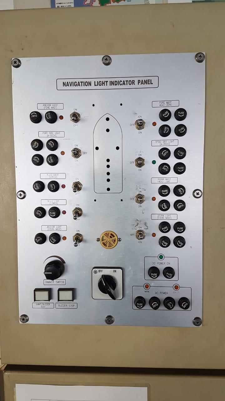 Navigation panel
