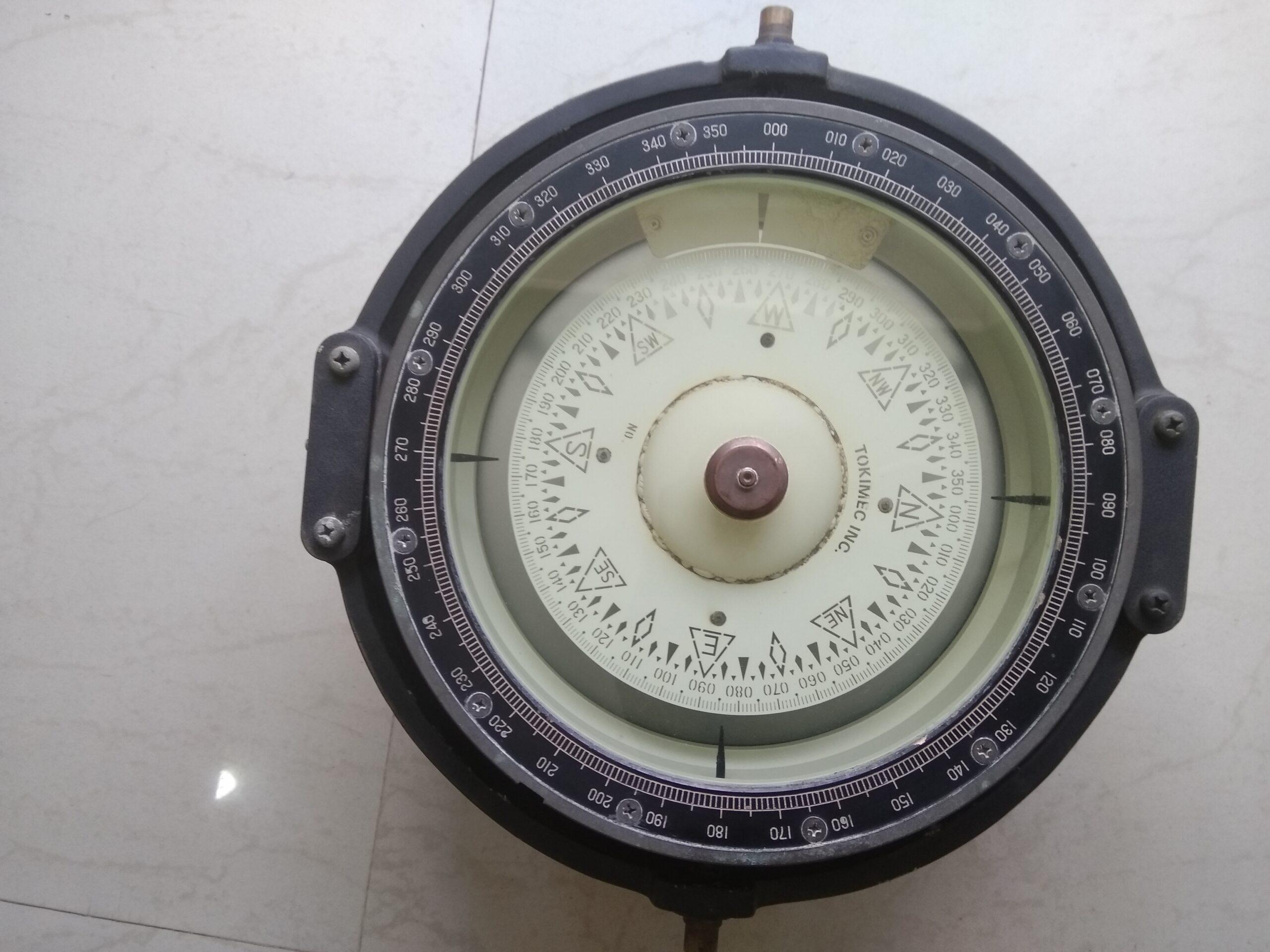 Tokimec magnetic compass