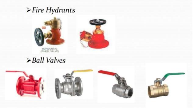 Fire Hydrants