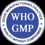 WHO GMP Certificate